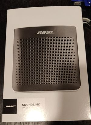Bose Soundlink 2 Bluetooth Speaker for Sale in Whittier, CA