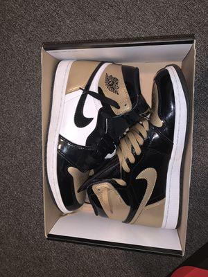 Air jordan gold toe 1 for Sale in Providence, RI