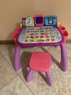Leaning activities desk for kids for Sale in Tampa,  FL