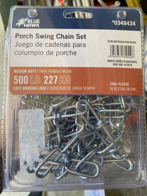 Porch swing chain for Sale in Santa Rosa, CA