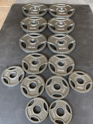 Olympic weights for Sale in North Las Vegas, NV