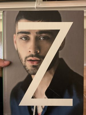Zayn Malik Book for Sale in San Jose, CA
