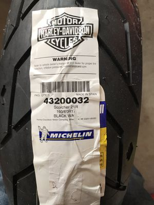 Michelin 160/60r17 Scorcher Motorcycle Tire for Sale in Westminster, CO