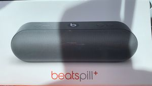 Beats by Dr. Dre Pill Plus Portable Wireless Bluetooth Speaker for Sale in Tamarac, FL