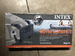Intex motor mount for Sale in San Diego, CA