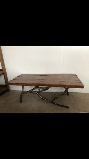 Beautiful PIER1 (PIER ONE) coffee table for Sale in Denver, CO
