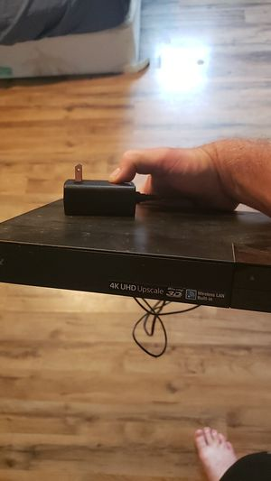 Sony bluray player for Sale in Mount Solon, VA