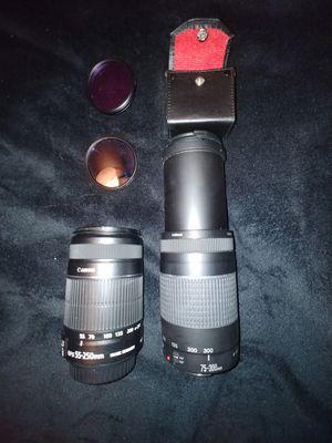 New Canon DSLR Camera Lenses for Sale in CAROLINA SHOR, NC