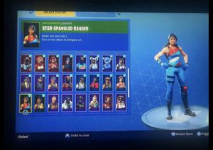 Stacked fortnite account for Sale in US