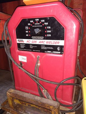 Lincoln Electric AC 225 Arc Welder for Sale in Lakeside, CA