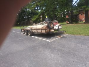 Utility trailer 2012 for Sale in Norcross, GA
