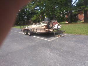 Utility trailer 2012 for Sale in Norcross, GA