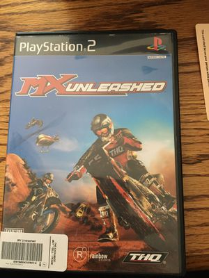 MX Unleashed for PlayStation 2 for Sale in Lewis Center, OH