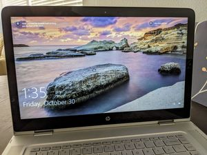 "HP Spectre x360 15.6"" Touchscreen Laptop for Sale in Menifee, CA"