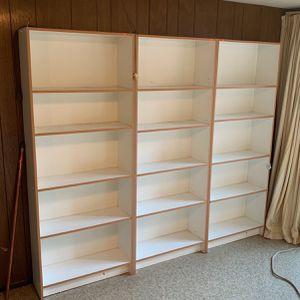 Bookshelves for Sale in SeaTac, WA