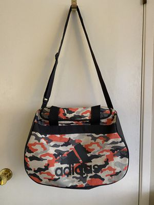 Adidas gym bag for Sale in Seattle, WA