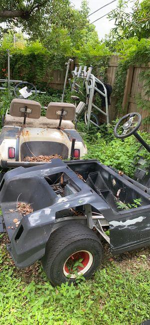 Club car golf carts 2 for Sale in St. Petersburg, FL