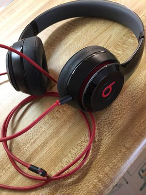 Beats by Dre Solo (Wired) for Sale in Pasadena, TX