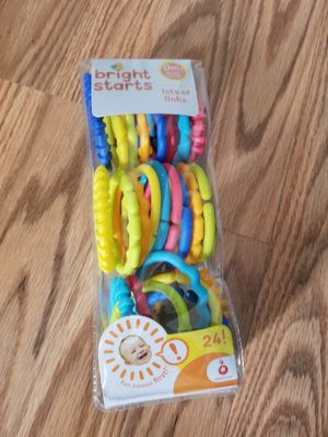 Baby toy rings for Sale in Annandale, VA