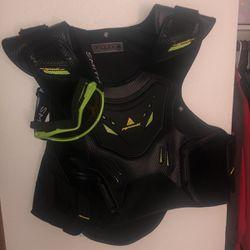Black Pyramid Street-Black Pyramid Street$-X Vest Black/Yellow Chris Brown Motorcross' & Smith glasses$150both for Sale in Lynnwood,  WA