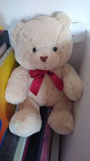 2ft teddy bear for Sale in Peoria, AZ