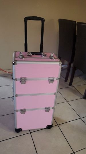 Makeup Case Baby Pink for Sale in Buena Park, CA