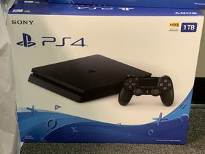 SONY PS4 PLAYSTATION 4 SEALED BRAND NEW IN BOX for Sale in Southfield, MI