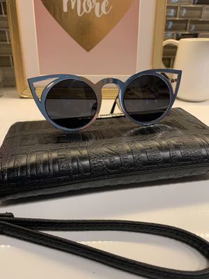 Bianca laser cut cat eye sunglasses for Sale in Denver, CO