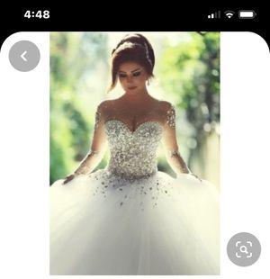 Sweet heart wedding dress for Sale in Menifee, CA