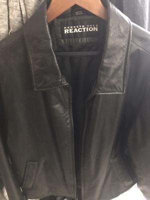 Men's leather jacket for Sale in Springfield, VA