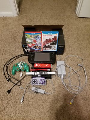 Wii U Nintendo Sistem for Sale in Fort Worth, TX