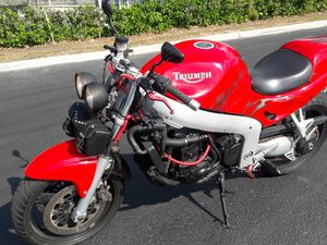 TRIUMPH SPRINT 955CC MOTORCYCLE RIDES EXCELLENT for Sale in Orlando, FL