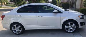 2015 Chevy Sonic for Sale in Oak Glen, CA