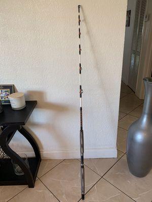 Trolling Rod 5,4 Solid Fiberglass for Sale in Miami, FL