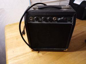 SP-10 model guitar amp for Sale in Chesapeake, VA