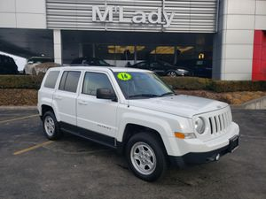 2016 Jeep Patriot for Sale in Crystal Lake, IL