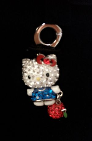 Swarovski hello kitty charm for Sale in Lakewood, CO
