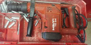 Hilti te24 heavy duty hammer drill for Sale in Savannah, GA