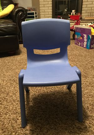 Kids chairs, stackable for Sale in Sandy, UT
