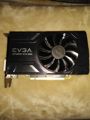 EVGA GTX 1060 6GB for Sale in Sterling Heights, MI