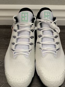 New Nike Air Zoom Vapor X KNIT Size 11 White AR0496-112 for Sale in Burbank,  CA