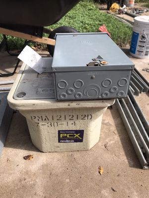 Electrical materials for Sale in Austin, TX