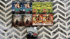 4K Movies $10 Each for Sale in Covina, CA