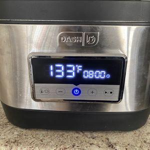 DASH Chef Series Digital Sous Vide Water Oven for Sale in San Bernardino, CA