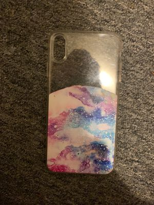 iPhone XS Max phone case for Sale in Fond du Lac, WI