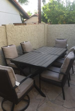 Lazy boy outdoor dining set for Sale in Mesa, AZ