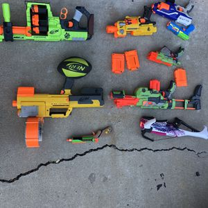 Nerf Guns for Sale in Bonita, CA
