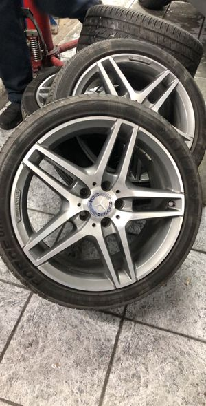 Mercedes Benz rims for Sale in Farmers Branch, TX