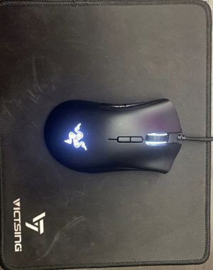 Razer DeathAdder Elite (Black Version) (MEET UPS ONLY, NO DROP OFFS) for Sale in Fairfield, CA