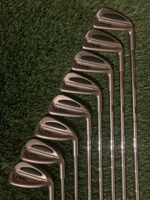 Ping S59 Blue Dot Irons RH for Sale in Gilbert, AZ